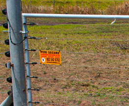 Install Electric Fencing Systems